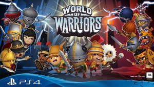 World of Warriors, el nuevo juego exclusivo de Ps4