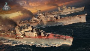 World of Warships presenta un comercial japonés muy apetitoso