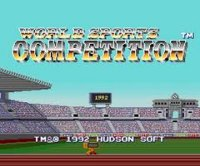 World Sports Competition Wii