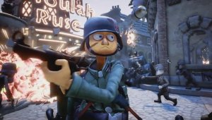 Ex-Desarrolladores de Call of Duty anuncian World War Toons