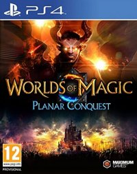 Worlds Of Magic: Planar Conquest PS4