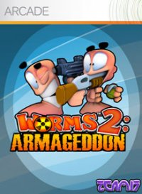 Worms 2: Armageddon Xbox 360