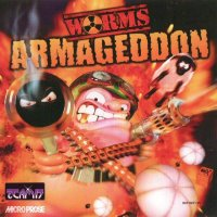 Worms Armageddon Dreamcast