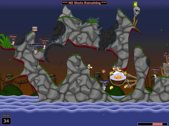 worms armageddon pc juegosadn