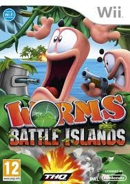 Worms: Battle Islands Wii