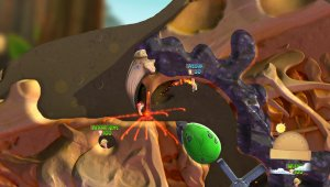 Worms Battleground, el 30 de mayo a la venta en PlayStation 4 y Xbox One