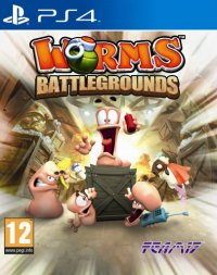 Worms: Battleground PS4