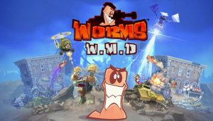 Worms W.M.D estará disponible en Nintendo Switch