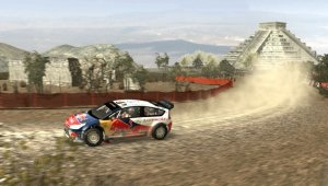 Gameplay y fotos de WRC 2010