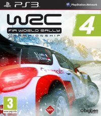 WRC FIA World Rally Championship 4 PS3