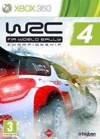 WRC FIA World Rally Championship 4 Xbox 360