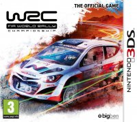 WRC FIA World Rally Championship 4 Nintendo 3DS