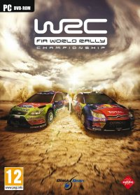 WRC: FIA World Rally Championship PC