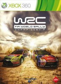 WRC: FIA World Rally Championship Xbox 360