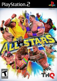 WWE All Stars Playstation 2