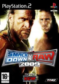 WWE SmackDown Vs. Raw 2009 Playstation 2