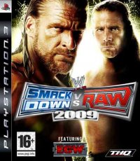 WWE SmackDown Vs. Raw 2009 PS3
