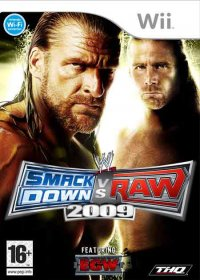 WWE SmackDown Vs. Raw 2009 Wii