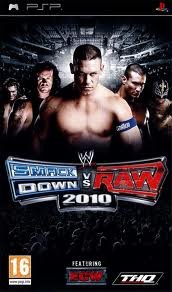WWE SmackDown Vs. Raw 2010 PSP