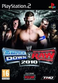 WWE SmackDown Vs. Raw 2010 Playstation 2