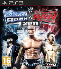 WWE Smackdown! vs RAW 2011 PS3