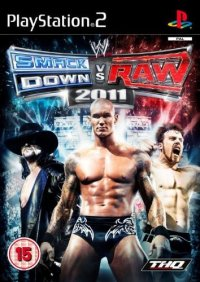 WWE Smackdown! vs RAW 2011 Playstation 2