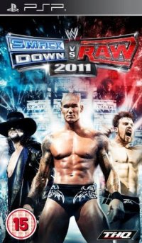 WWE Smackdown! vs RAW 2011 PSP