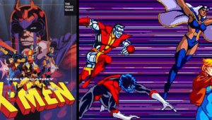 Anunciado  X-Men: The Arcade Game para PSN y XBLA