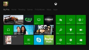 Se filtra el dashboard de Xbox One