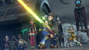 Xenoblade Chronicles 2: Comparan su progresiva mejora gráfica en Nintendo Switch