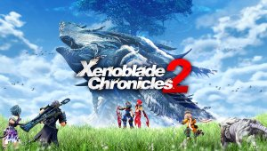 Xenoblade Chronicles 2: Rol masivo para despedir el año en Switch