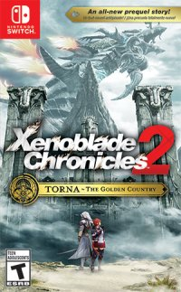 Xenoblade Chronicles 2: Torna The Golden Country Nintendo Switch