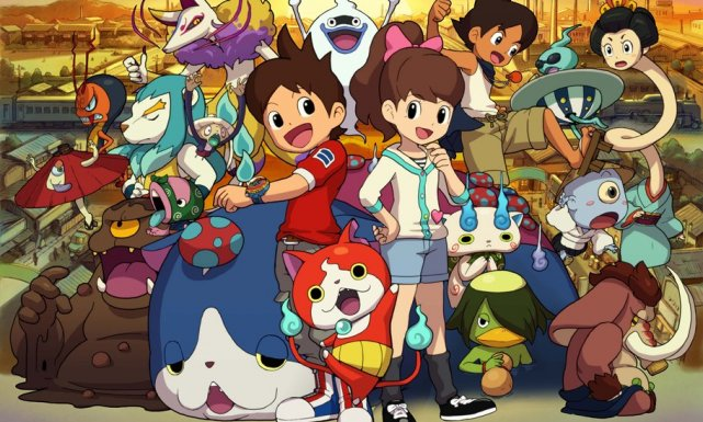 Guía Yo-Kai Watch 2