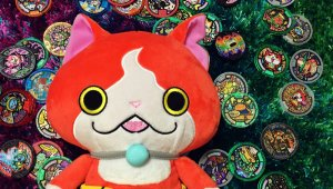 El merchandising de Yo-Kai Watch