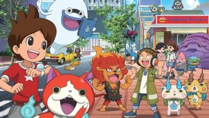 Level-5 va a relanzar el Yokai Watch original en Nintendo Switch