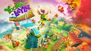Anunciado Yooka-Laylee and the Impossible Lair; primer tráiler y plataformas confirmadas