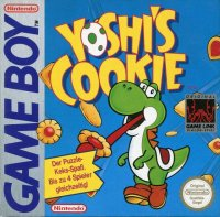 Yoshi's Cookie Game Boy