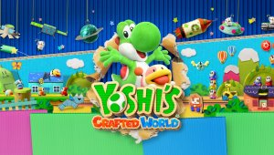 Yoshi's Crafted World estrena demo en Nintendo Switch