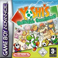 Yoshi's Universal Gravitation Game Boy Advance