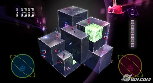 You, Me and the Cubes