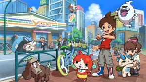 Level-5 se centrará en la expansión occidental de Yo-Kai Watch