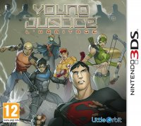 Young Justice: Legacy Nintendo 3DS