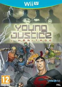 Young Justice: Legacy Wii U