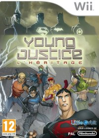 Young Justice: Legacy Wii