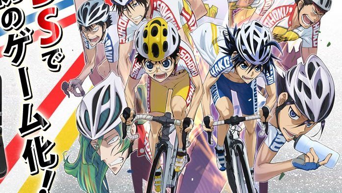 Yowamushi Pedal: High Rotation to Glory