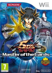 Yu-Gi-Oh! 5 D's Master of the Cards Wii