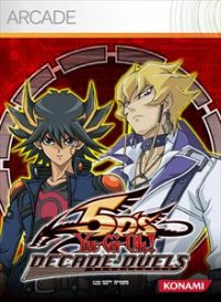 Yu-Gi-Oh! 5D's Decade Duels Xbox 360