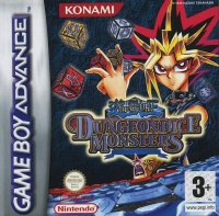 Yu-Gi-Oh! Dungeon Dice Monsters Game Boy Advance