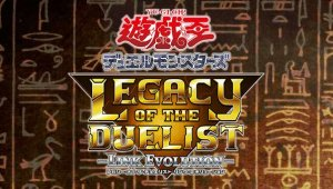 Nintendo Switch: Anunciado Yu-Gi-Oh  Legacy of the Duelist: Link Evolution para la híbrida