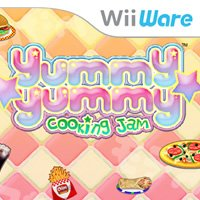 Yummy Yummy Cooking Jam Wii